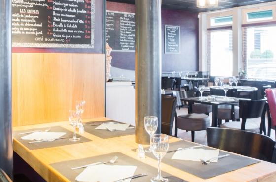 ouverture mur restaurant