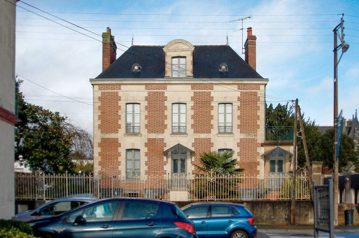 maison bourgeoise Janzé